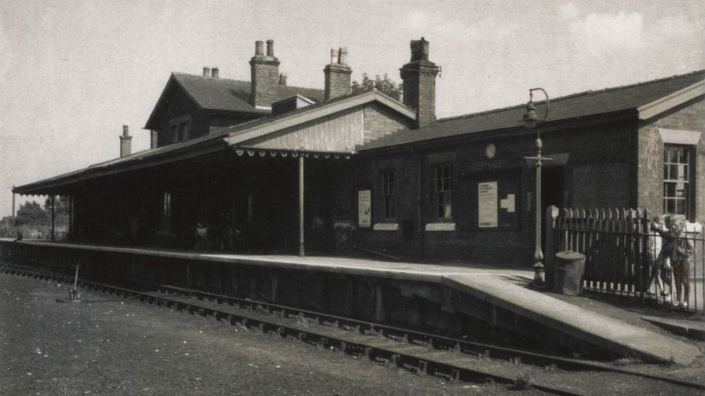 Railway Station PERIOD 3